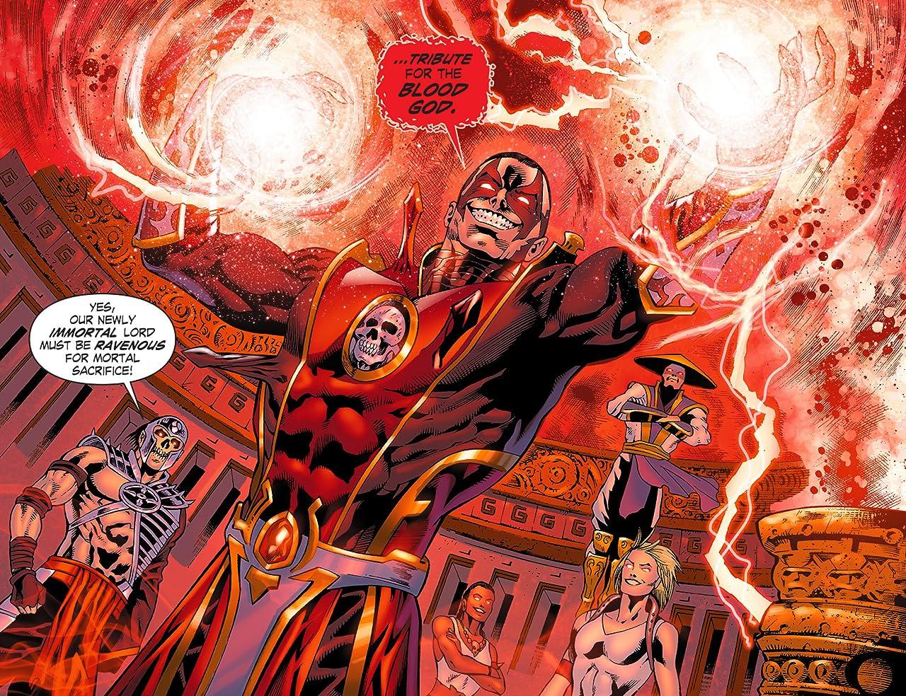 Mortal Kombat X (2015) #29