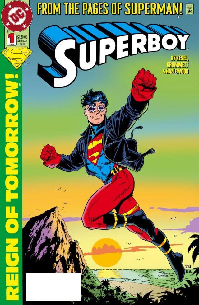 Superboy (1994-2002) #1