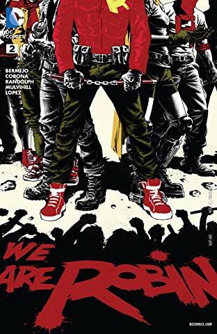We Are Robin (2015-) #2