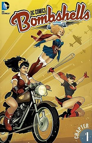 DC Comics: Bombshells (2015-2017) #1