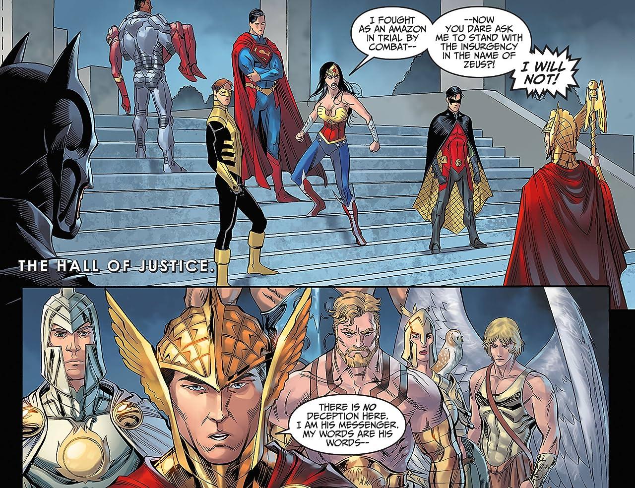 Injustice: Gods Among Us: Year Four (2015) #12