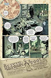 Witchfinder Vol. 3: Les Mystères d'Unland