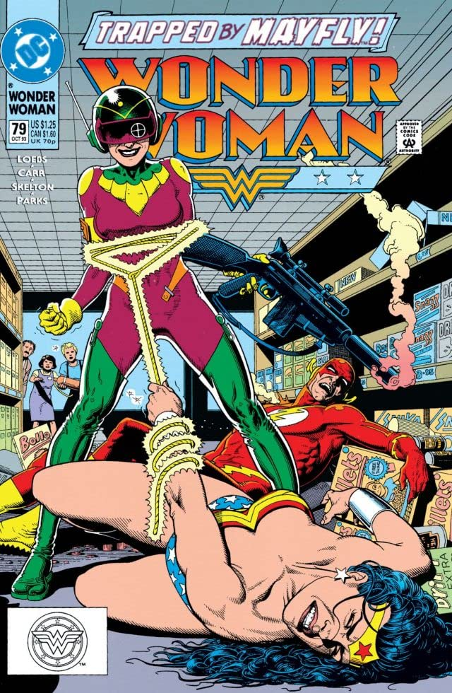 Wonder Woman (1987-2006) #79