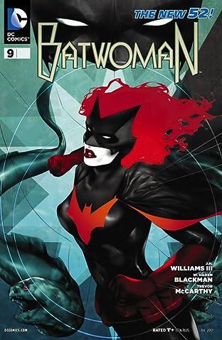 Batwoman (2011-2015) #9
