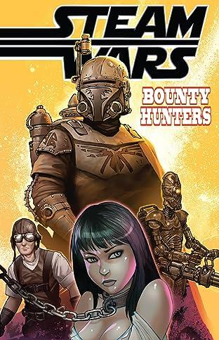 Steam Wars: Bounty Hunters #1