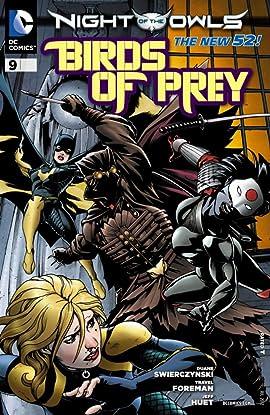 Birds of Prey (2011-2014) No.9