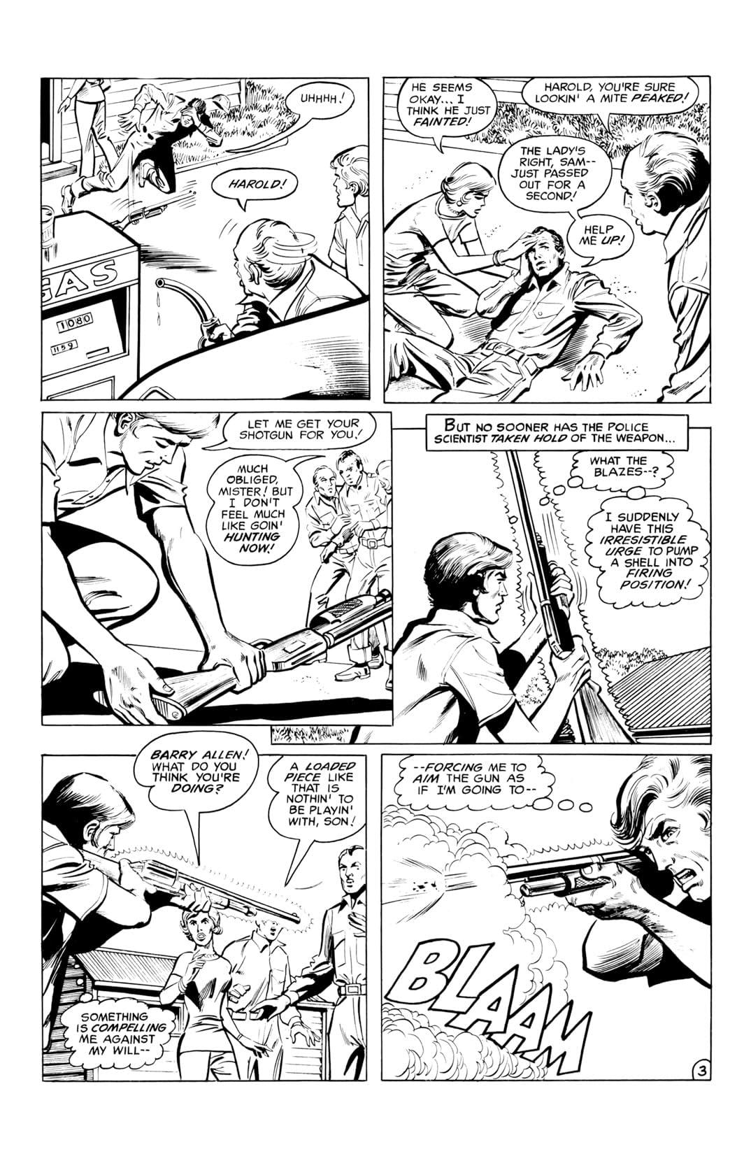 Adventure Comics (1935-1983) #461