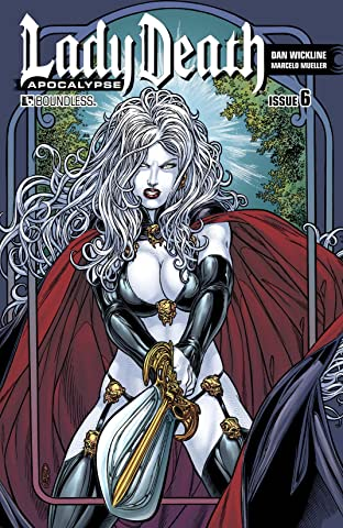 Lady Death: Apocalypse #6