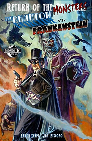Return of the Monsters: The Phantom Detective vs. Frankenstein