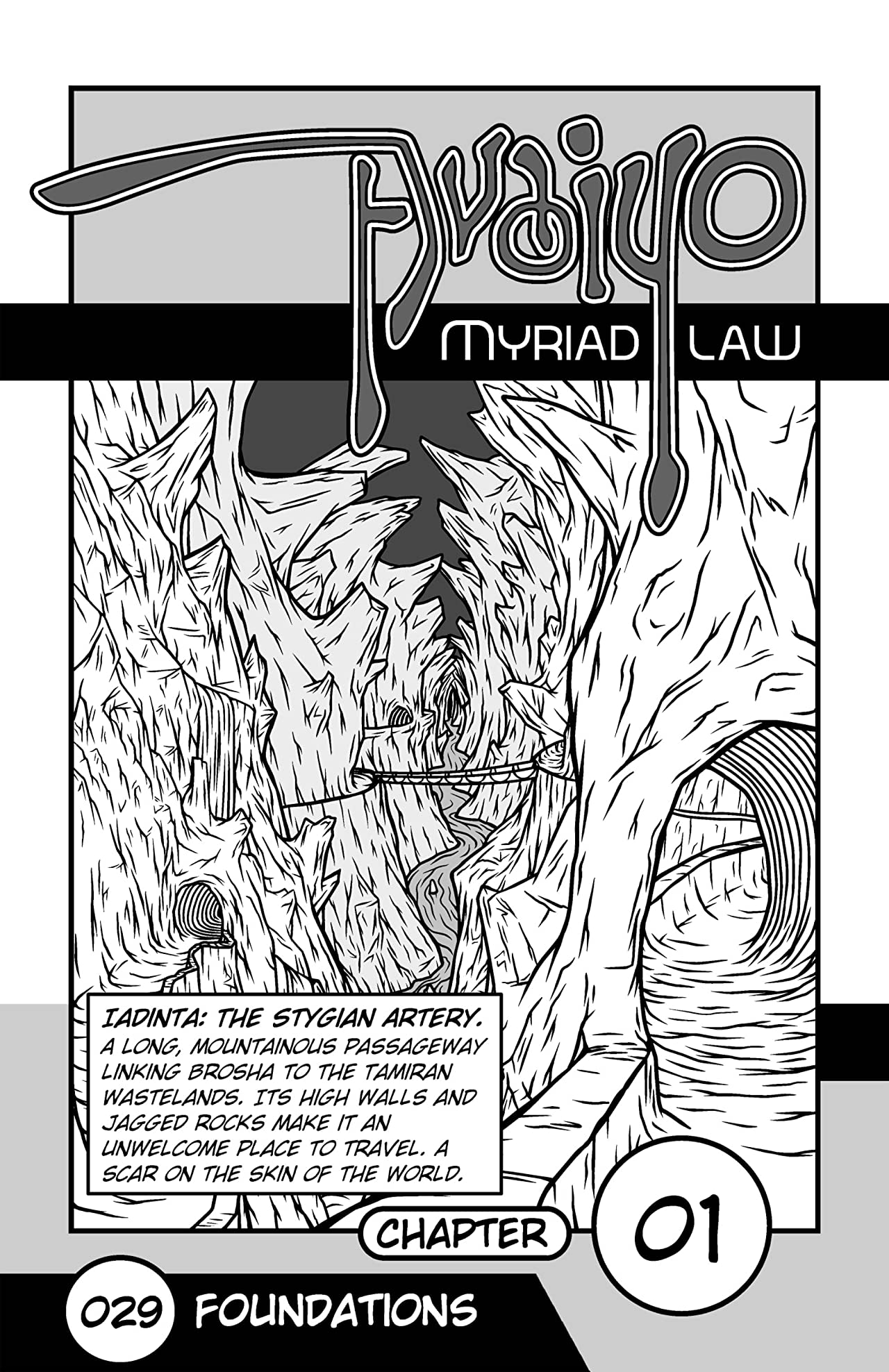 Avaiyo: Myriad Law Vol. 03
