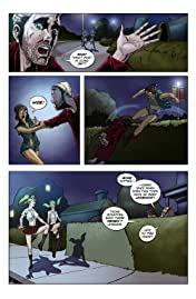 Lesbian Zombies from Outer Space #2