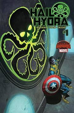 Hail Hydra (2015) No.1