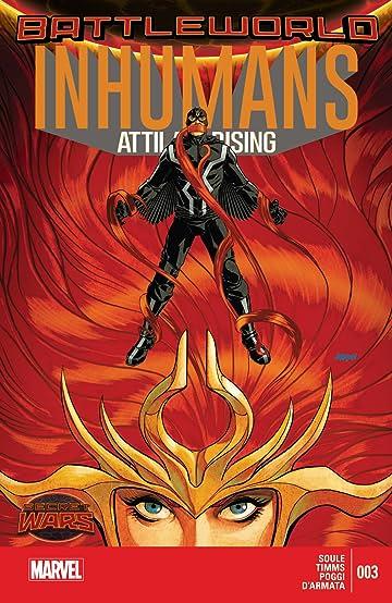 Inhumans: Attilan Rising (2015) #3