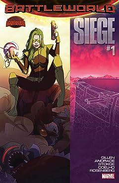 Siege (2015) No.1