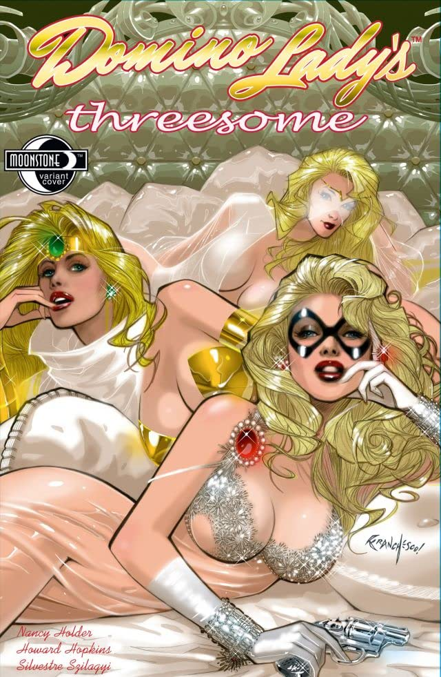 Domino Lady's Threesome #1