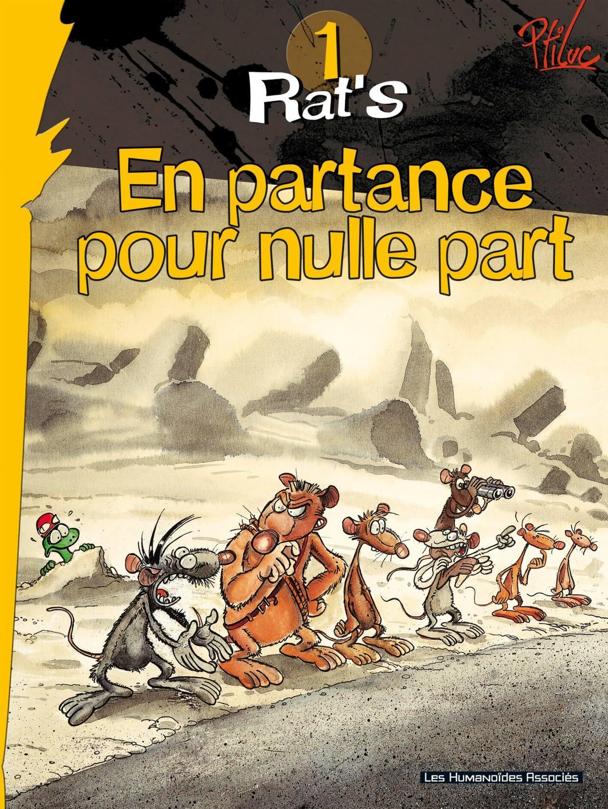Rat's Vol. 1: En partance pour nulle part