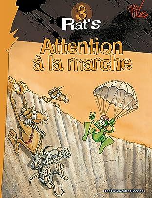 Rat's Vol. 3: Attention à la Marche