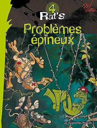 Rat's Vol. 4: Problèmes épineux