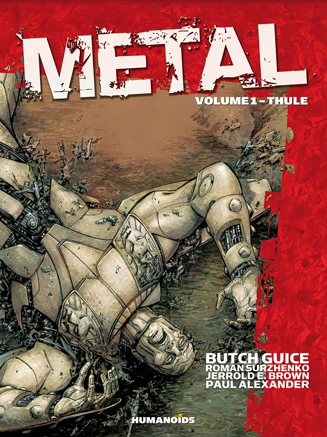 Metal Vol. 1: Thule