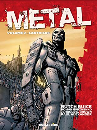 Metal Tome 2: Carthicus