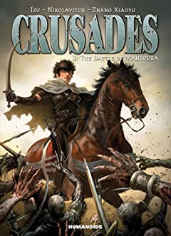 Crusades Vol. 3: The Battle of Mansoura
