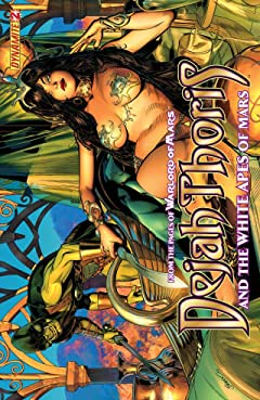 Dejah Thoris and the White Apes of Mars #2