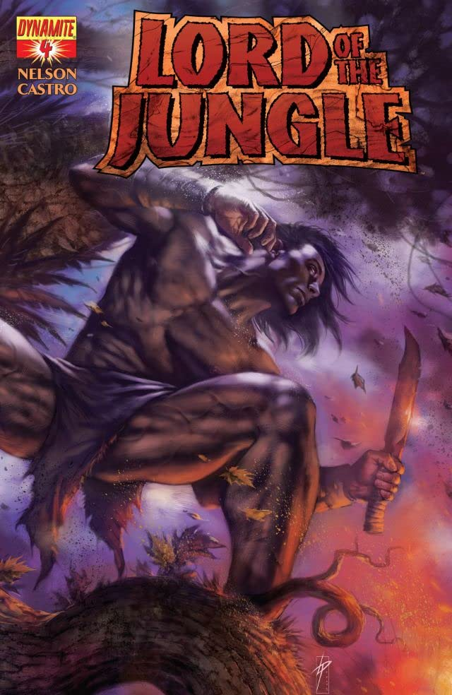 Lord of the Jungle #4