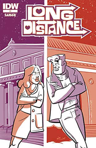 Long Distance #2 (of 4)