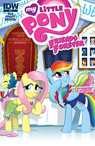 My Little Pony: Friends Forever No.18