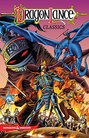 Dragonlance Classics Tome 1