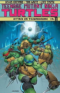 Teenage Mutant Ninja Turtles Tome 11: Attack On Technodrome