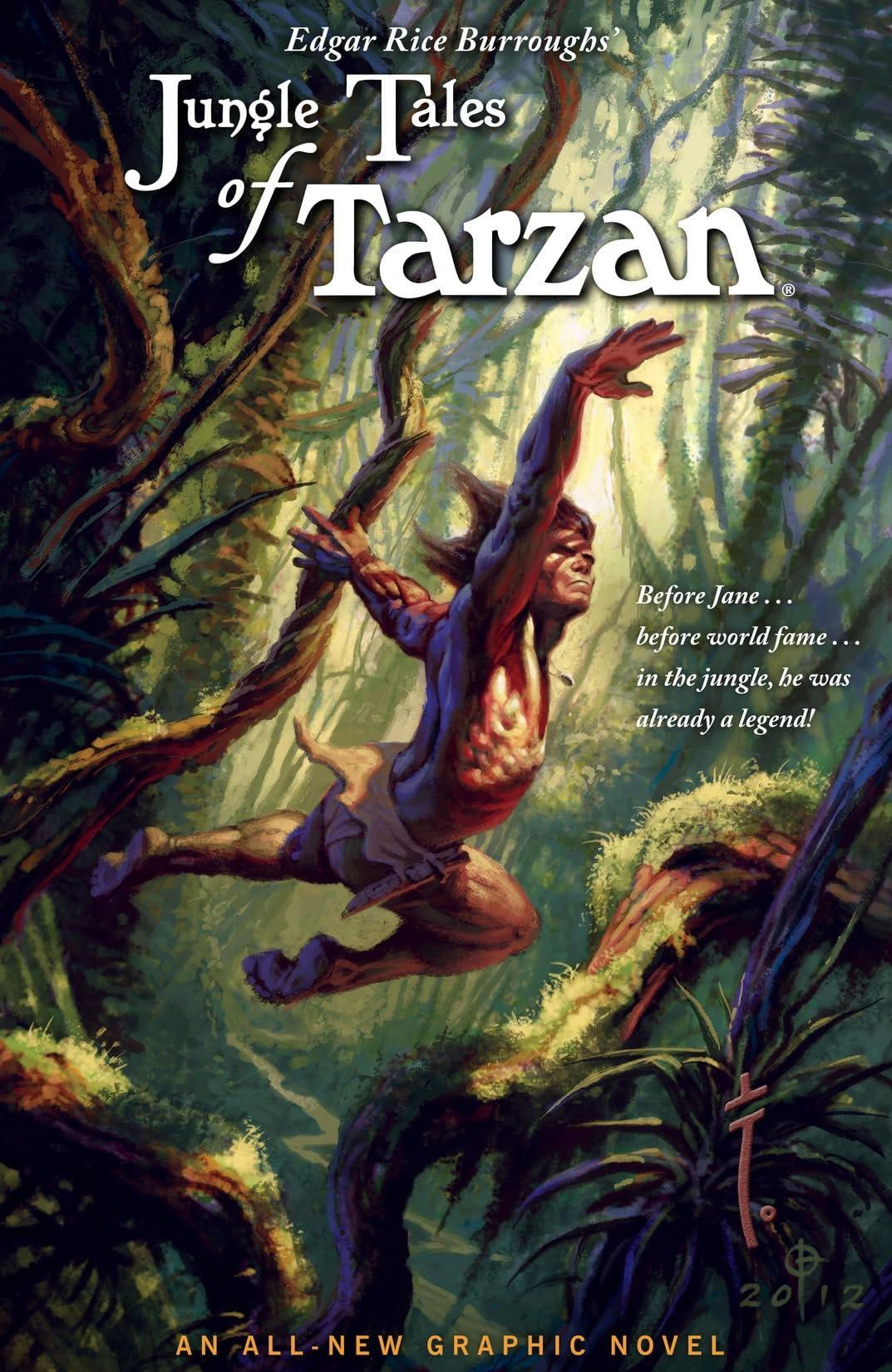 Edgar Rice Burroughs' Jungle Tales of Tarzan