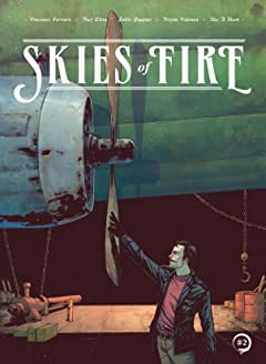Skies of Fire #2