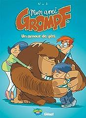 Mon ami Grompf Vol. 10: Un amour de yéti