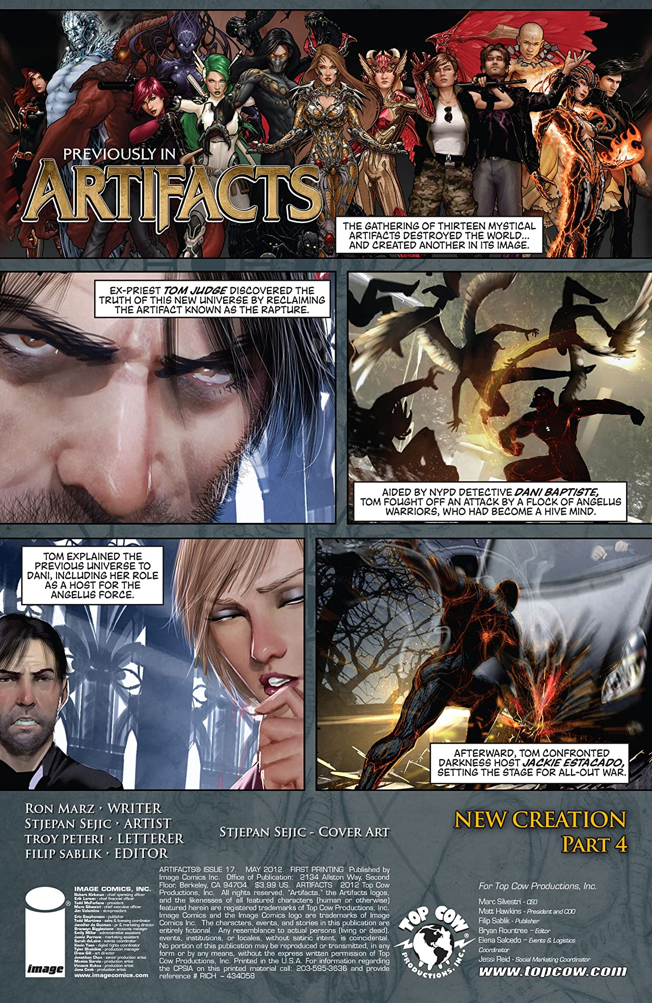 Artifacts #17