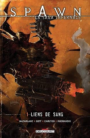 Spawn - La saga infernale Tome 1: Liens de sang