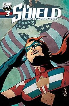The Shield (Dark Circle Comics) No.3