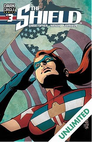 The Shield (Dark Circle Comics) #3