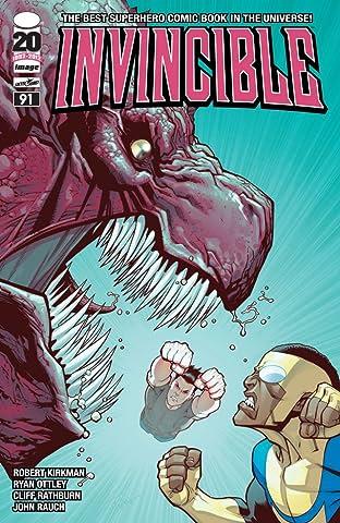 Invincible No.91