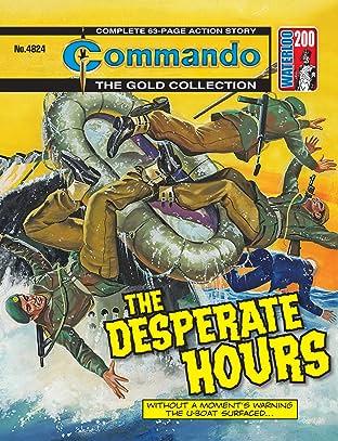 Commando #4824: The Desperate Hours