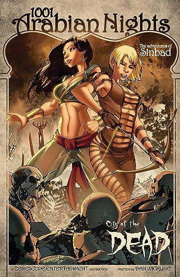 1001 Arabian Nights Vol. 2: City of the Dead