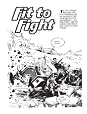 Commando #4826: Fit To Fight