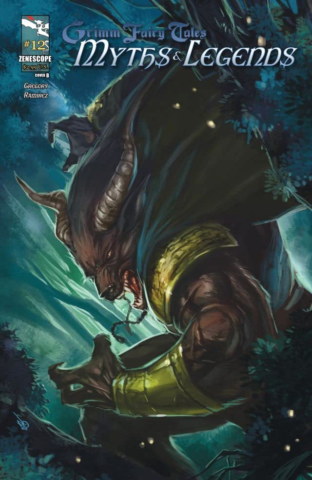 Grimm Fairy Tales: Myths & Legends #12