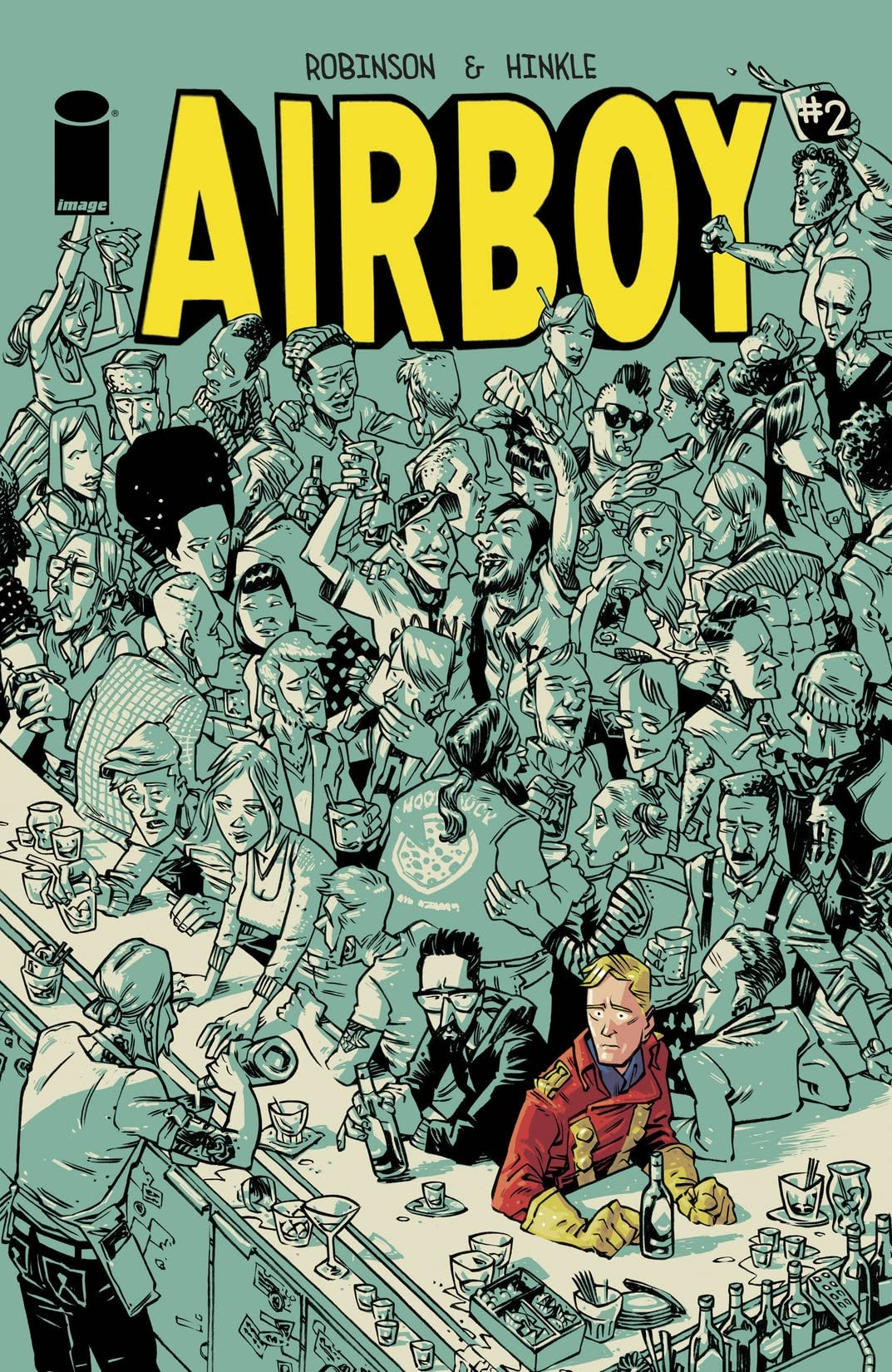 Airboy #2 (of 4)