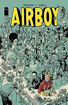 Airboy No.2 (sur 4)