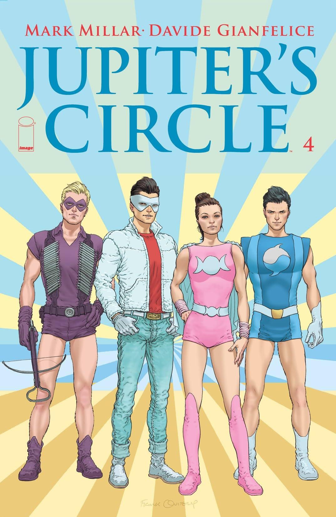 Jupiter's Circle #4