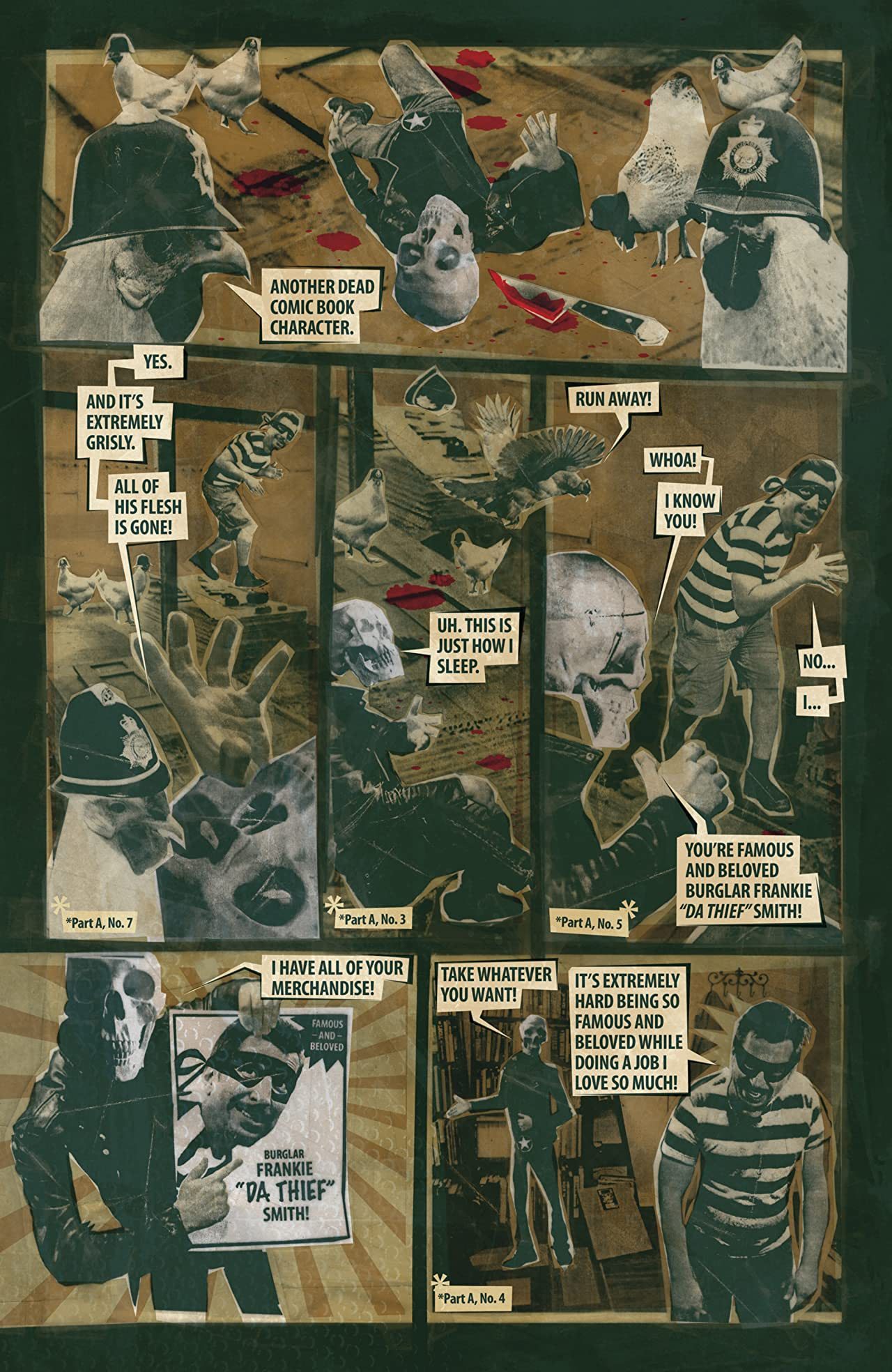 Punks: The Comic: CBLDF Special