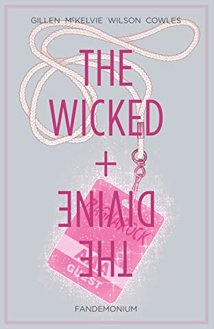 The Wicked + The Divine Tome 2: Fandemonium