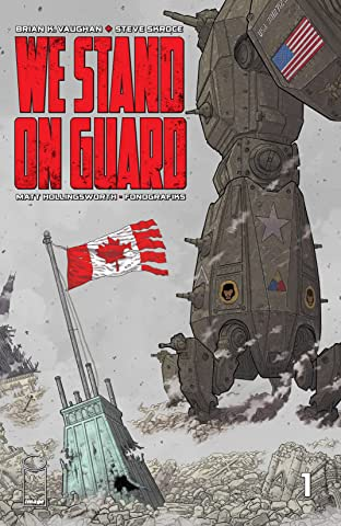 We Stand On Guard #1 (of 6)