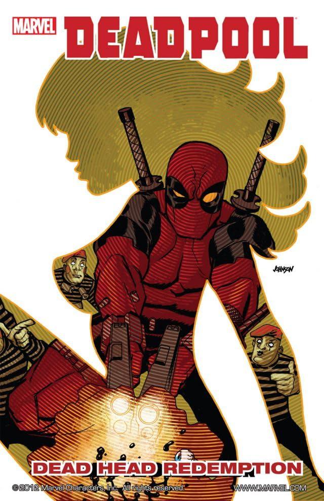 Deadpool: Dead Head Redemption